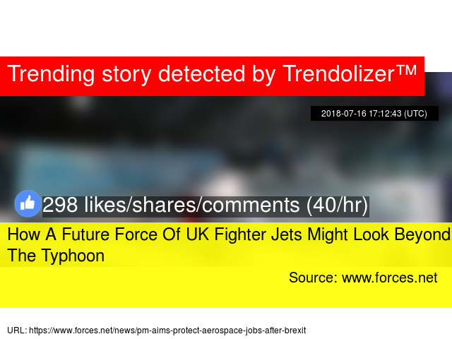 How A Future Force Of UK Fighter Jets Might Look Beyond The